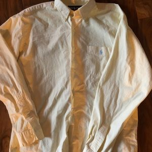 Ralph Lauren Gregor Seersucker 100% Cotton Shirt